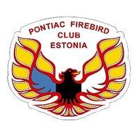 Pontiac Firebird Club Estonia logo